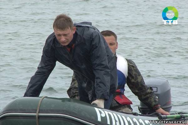 три рыбака пропали